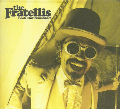 The Fratellis Look Out Sunshine! CD ID5841z • 23.61£