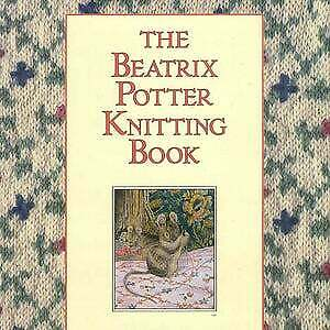 £4.99 • Buy Beatrix Potter Knitting Pattern Book 132 Page 1988 50 Patterns For Family & Home