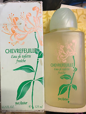 AU1.89 • Buy Vintage Yves Rocher Chevrefeuille 125ml Boxed