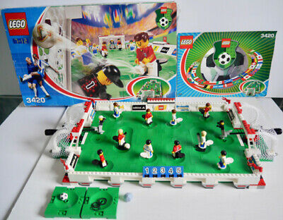 £32.99 • Buy Lego Sports Championship Challenge Football Game 3420 *complete* 2002 (7-12 Yrs)