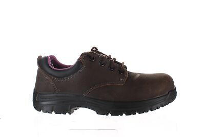 $ CDN88.29 • Buy Avenger Womens Brown Safety Shoes Size 8 (1958376)