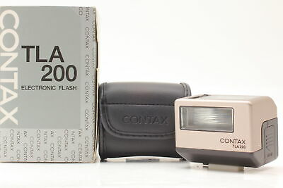$ CDN478.24 • Buy 【 UNUSED In BOX 】 Contax TLA200 Shoe Mount Flash For G1 G2 From Japan #680