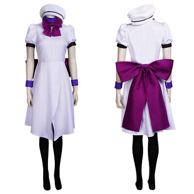 $ CDN59.44 • Buy Anime Higurashi When They Cry Ryugu Rena  Outfits Halloween Suit Cosplay Costume