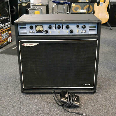 £274 • Buy Ashdown ABM500 Bass Combo & Footswitch - 2nd Hand
