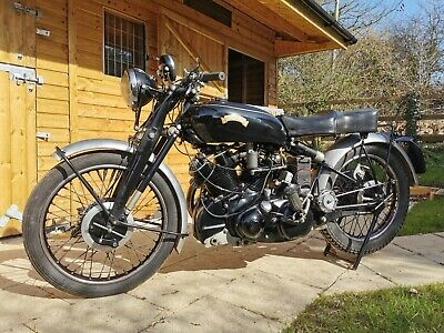 £48000 • Buy Vincent Hrd 1951 Black Shadow