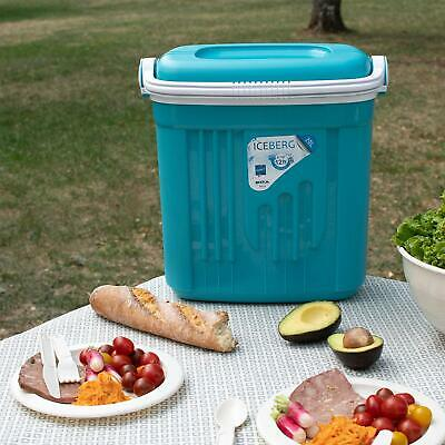 £24.95 • Buy 20l Iceberg Cooler Box Thermal Camping Cool Box Picnic Insulated Freezer Boxes