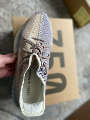 $ CDN170 • Buy Adidas Yeezy Boost 350 V2 Ash Pearl/ New And Bought From Adidas.ca/ Size US 11 M