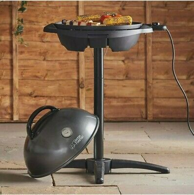 £75 • Buy 🔥GEORGE FOREMAN 22460 Indoor/Outdoor Health Grill FAMILY BBQ Cooking Healthy