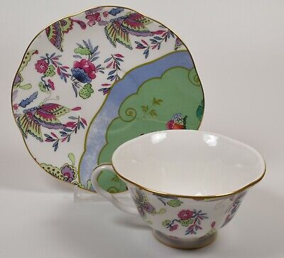 £38.99 • Buy Beautiful Wedgwood Butterfly Bloom Cup And Saucer