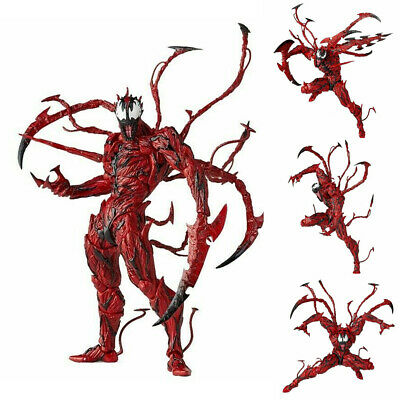 £22.59 • Buy Red Venom Carnage Avenger Spider-Man Action Figure Collection Kids Toy Doll Gift