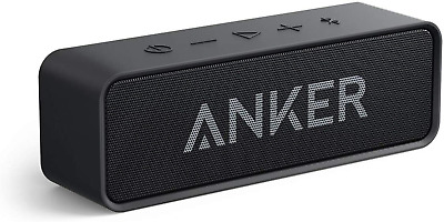 AU59.21 • Buy Anker Soundcore Bluetooth Speaker Loud Stereo Sound 24hour Playtime Built-in Mic
