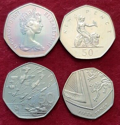 £22.99 • Buy 1971-2011 ELIZABETH II PROOF 50p FIFTY PENCE CHOOSE YOUR YEAR COIN HUNT