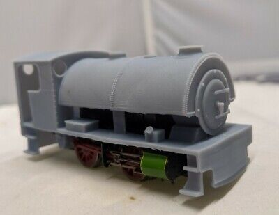 £32.50 • Buy Bagnall  Hawarden  Locomotive Body For Hornby Peckett W4 Chassis