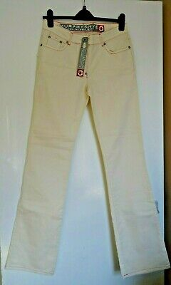 £9.99 • Buy Ladies Women Lovely Designer Murphy & Nye Cotton Blend Trousers Size 10 New
