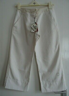 £9.99 • Buy Ladies Women Lovely Murphy & Nye Spring Summer Sail Makers Trousers Size 10 New