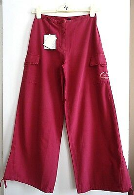 £14.99 • Buy Ladies Women Fab Designer Murphy&nye Quality Cotton Trousers Size 10 New