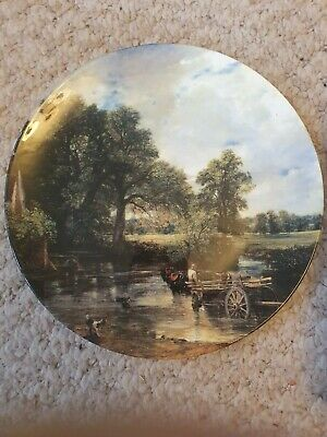£5 • Buy Constable Country The Artists Favourites Royal Doulton Plates - Select Plate