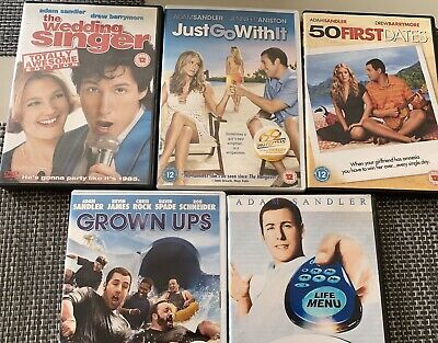 AU3.62 • Buy Adam Sandler  Dvd's