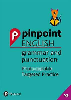 £28.86 • Buy  Pinpoint English Grammar And Punctuation Year 3, David Grant,