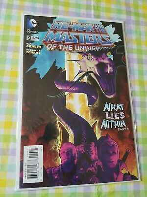 $5.99 • Buy He-Man & The Masters Of The Universe - What Lies Within #9 - DC Comic Books