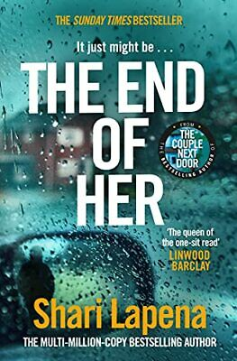 £3.10 • Buy The End Of Her,Shari Lapena- 9780552177030