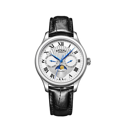 £99.95 • Buy Rotary Moonphase Gents Watch - Gs05065/01