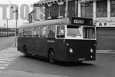 £4.99 • Buy 35mm Negative Northern AEC Reliance 1857 JCN857 At Newcastle C1974