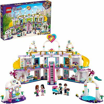 £71.45 • Buy LEGO 41450 Friends Heartlake City Shopping Mall Building Set With 5 Shops (NEW)
