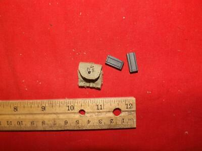 $4.61 • Buy 1/6 Scale Dragon WWII US M1 Carbine Clips & Pouch #504