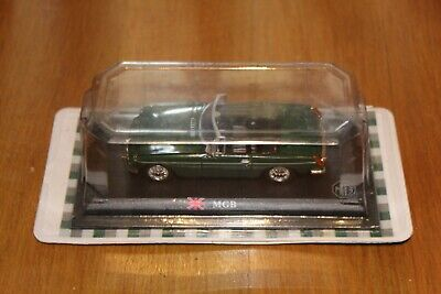 £2.49 • Buy 1/43 Mgb Green Diecast -boxed-