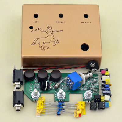 $ CDN94.49 • Buy Professional Overdrive Guitar Effect All Kits Pedal True-Bypass New