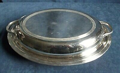£7.95 • Buy SUPERB 11  ~ SILVER Plated ~ SERVING DISH ~ C1935