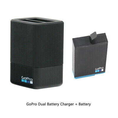 $ CDN48.57 • Buy GoPro Dual Battery Charger For GoPro HERO8 Black / HERO7 Black / HERO6 Black