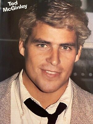 $ CDN2.36 • Buy Ted McGinley, Full Page Vintage Pinup