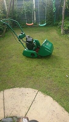 £230 • Buy Qualcast Classic 35s Cylinder Roller Mower