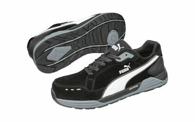 AU138 • Buy Work Shoes PUMA 644657 AIRTWIST Ankle Safety Boots Shoe    + FREE Black Licorice