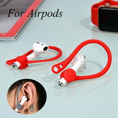 AU13.06 • Buy Earphone Holders Protective Ear Hook Secure Fit Hooks For Apple AirPods 1 2 Pro