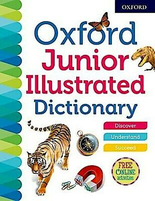 £14.14 • Buy Oxford Junior Illustrated Dictionary -  -  9780192767226
