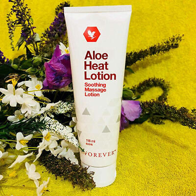 £10.17 • Buy Forever Living Aloe Heat Lotion Great For Soothing Massage Brand New Variation