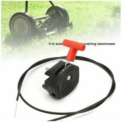 £8.72 • Buy 56'' Throttle Cable Switch Lever Control Handle For Lawnmower Lawn Mower UK