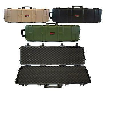 £114.99 • Buy Nuprol XL Rifle Weapon Carry Hard Case Sniper Box Airsoft Hunting NHC-03