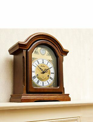 £81.59 • Buy Radio Controlled Westminster Chime Arch Mantle Clock