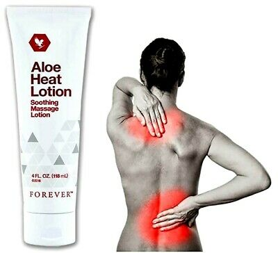 £10.70 • Buy Forever Living Aloe Heat Original Lotion Soothing Massage 118ml Free Shipping