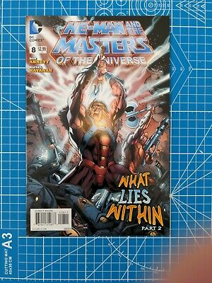 $3.75 • Buy He Man And The Masters Of The Universe #8 (Jan 2014, DC)