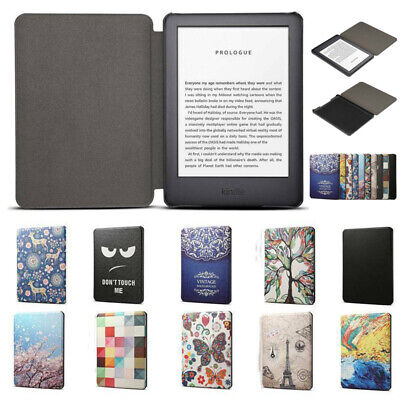 AU14.89 • Buy For Amazon Kindle Paperwhite 5/6/7/10th Gen 6in Smart Leather Painted Case Cover