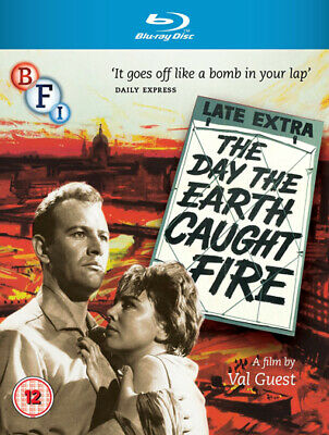 £9.99 • Buy The Day The Earth Caught Fire Blu-ray New Region B
