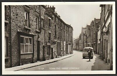 £5.95 • Buy KIRKBY LONSDALE Postcard Town End