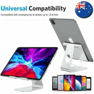 AU21.99 • Buy Universal Stand Holder Tablet Mount For IPad Pro Mini Air IPhone Samsung Apple