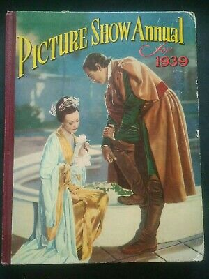 £18.10 • Buy Vintage Film Books. Picture Show Annual 1939.