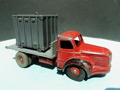 £7.50 • Buy French Dinky Berliet With Container, 34; 1956-9